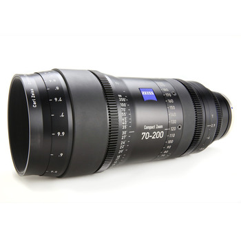 Rent Zeiss 70-200 T2.9 Compact Zoom PL Mount Lens