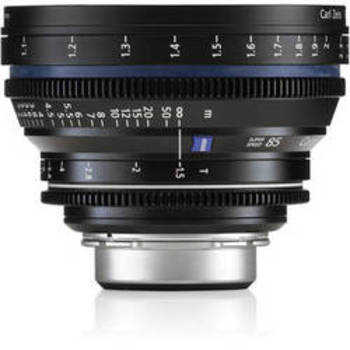 Rent Zeiss CP.2 Compact Prime Super Speed 85mm T1.5 - PL or EF