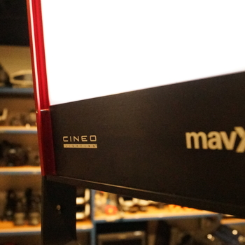 Rent cineo mavX kit