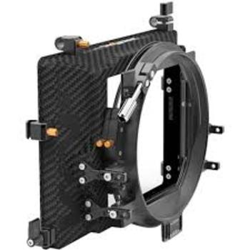 "Rent Bright Tangerine Misfit 2 Tray 4x5.65"" Matte Box"