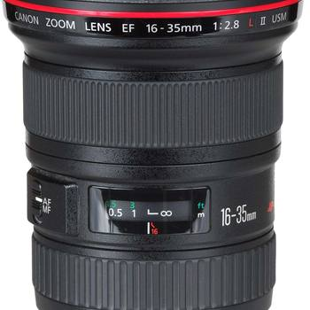 Rent  Three Canon  Zoom L lenses 16-35+24-70+70-200 - Package