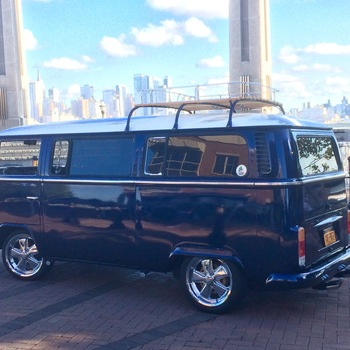 Rent SURFER VW VAN LOADED WITH STROBE AND GRIP, DRONE,  AND OPTIONAL CAMERAS
