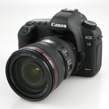Rent Canon 5D Mark II w/ L Series Lens Kit
