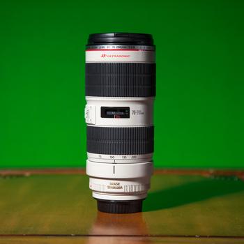 Rent Canon 70-200 f/2.8 II