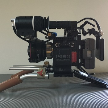 Rent Red 6K Weapon Magnesium  Kit