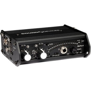Rent Sound Devices MixPre-D Compact Field Mixer