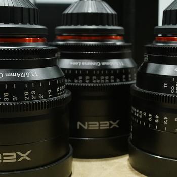 Rent Rokinon Xeen Prime Lens Kit PL Mount