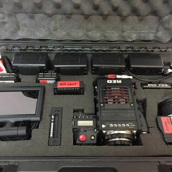 Rent Hot RED Dragon 6K Cinema Kit