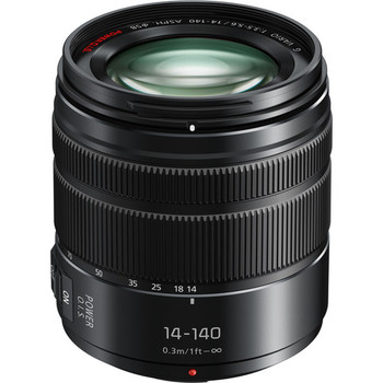 Rent LUMIX G Vario 14-140mm f3.5-5.6 with UV Filter and K& F Concept Variable ND Filter