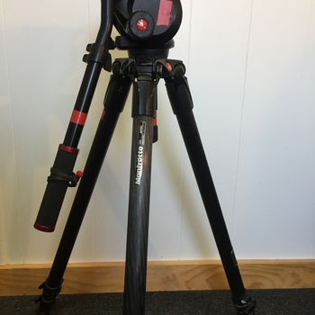 Rent Sticks!! Manfrotto 535 w/ 504HD Fluid Head
