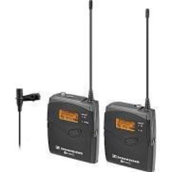 Rent Sennheiser EW500 Wireless Lavaliers (2 sets)