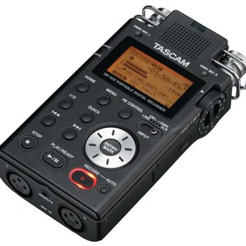 Rent TASCAM DR-100 Audio Recorder
