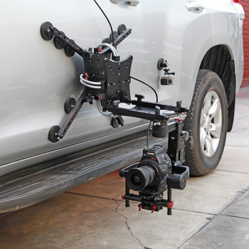 Rent Cloud Mount Side Car Pro Package - Isolation Mount. Car Mount. Ronin or Movi