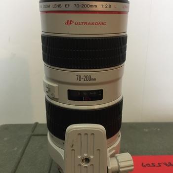 Rent Canon EF 70-200mm lens