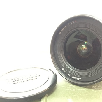 Rent Canon 16-35mm Lens
