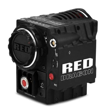 Rent Red Epic Dragon (PL)