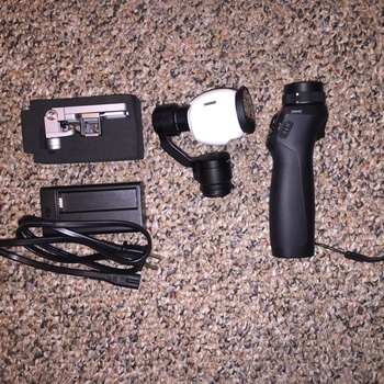 Rent Inspire 1 Pro + 3 Batteries + 2 Remotes + OSMOS