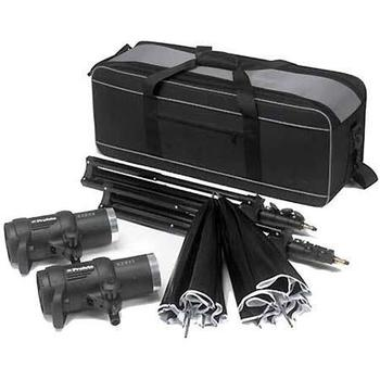 Rent Profoto 2 D1 250/250 Air Studio Kit w/ air remote and modifiers