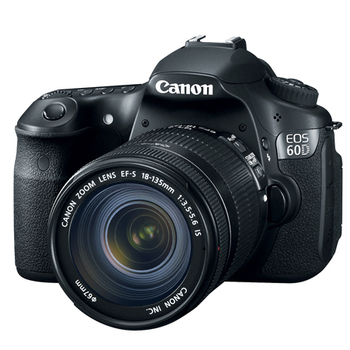 Rent 1 Canon 60D Package w/ 2 Lens