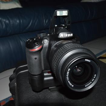 Rent Nikon D3200 - 24MP DSLR Camera