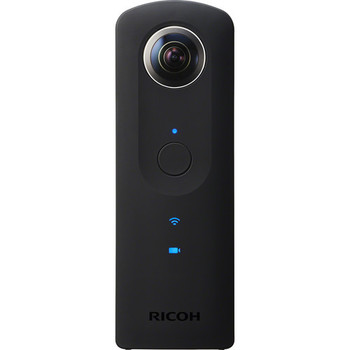 Rent Ricoh Theta S - 360° panoramic VR camera - shoots photos and video