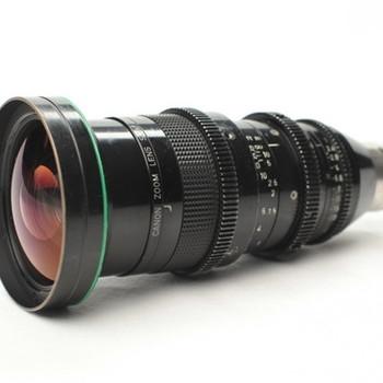 Rent Canon 8-64mm Super 16 zoom lens