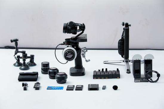 X5r rental kit