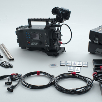 Rent ARRI ALEXA EV w/ High Speed license