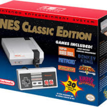 Rent Nintendo NES Classic with 30 pre-loaded games