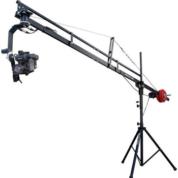 "Rent Indy Jib 12 foot remote head jib w/ 7"" monitor"