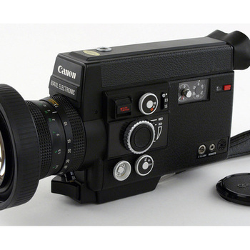 Rent Canon 814XL Super 8 Camera