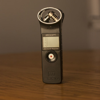 Rent Zoom H1 Ultra-Portable Digital Audio Recorder