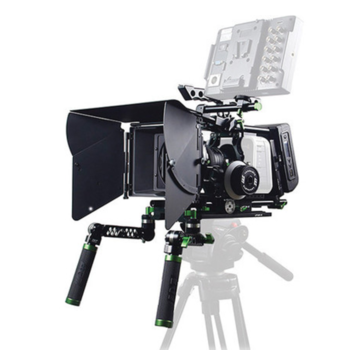 Rent Complete cinema-class camera support kit