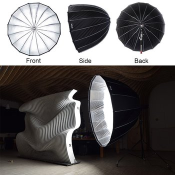 Rent Selens 36 Inch Portable Umbrella  Octagon Softbox  (Bowens Mount)