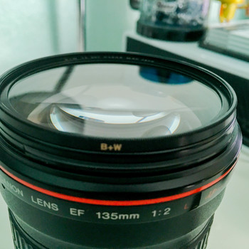Rent Canon EF 135mm F2 L Lens