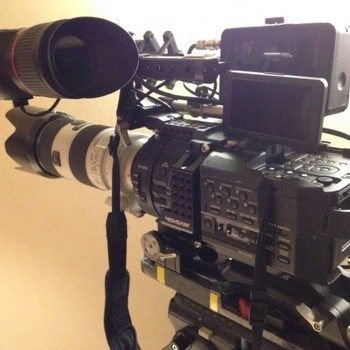 Rent Sony FS700R 4k Ready Package