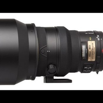 Rent Nikon 200mm f/2.0 VR great portrait lens or indoor low light