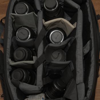 Rent Nikon prime sampler