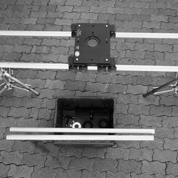 Rent Dana Dolly Package with stands and rails