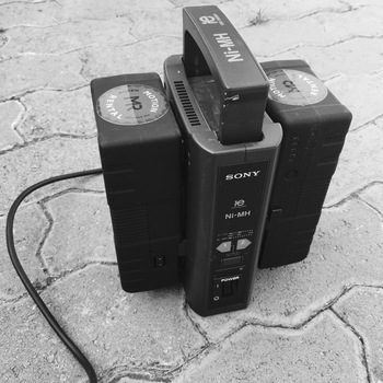 Rent Small V-mount  battery package