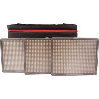 Rent 3 LED light kit w/stands