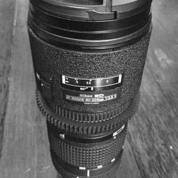 Rent Cine mod - Nikon 80-200mm f 2.8 ED with Canon EOS mount