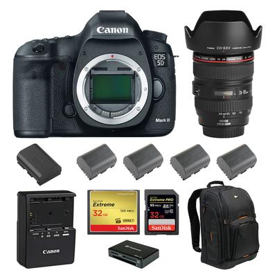 Canon 5d kit b