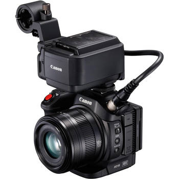 Rent Canon XC-15 4K Professional Camcorder with XLR Audio Inputs