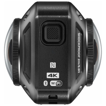 Rent 4K 360 video Camera Nikon Key Mission