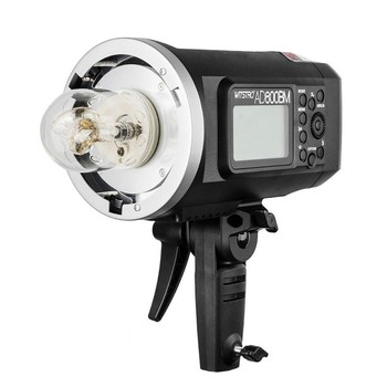 Rent 600 w/s Battery Powered Strobe! (Godox AD600BM)