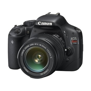 Rent Basic DSLR Kit for Photo & Video - Canon T2i