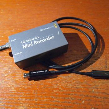 Rent Blackmagic UltraStudio Mini Recorder