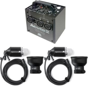 Rent Profoto Acute 2 1200W/s 2 Heads
