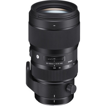 Rent Sigma 50-100mm f/1.8 DC HSM Art Lens for Canon EF